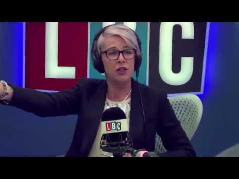 Russell Brand interrupts Katie Hopkins' LIVE radio interview about Sweden terror attack HD 2017