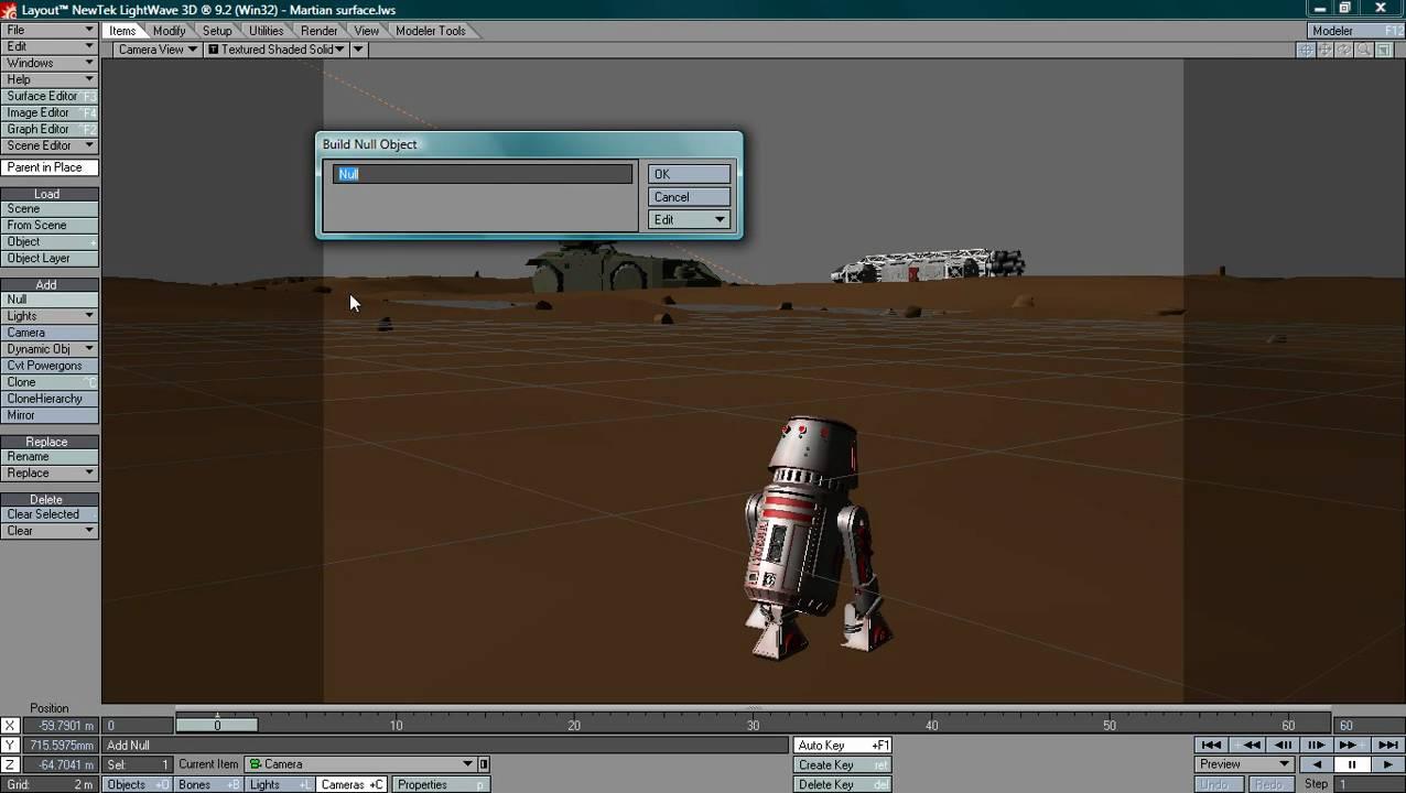 lightwave animation tutorial focus and depth of field youtube rh youtube com