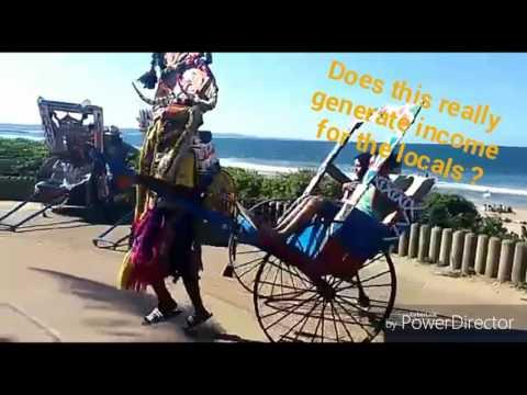 Ushaka Marine World - Commodification of Culture and Pro-poor Tourism