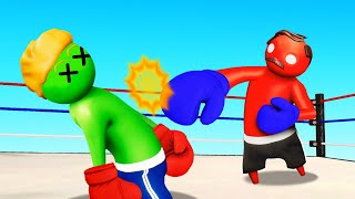 The YOUTUBER Boxing FIGHT In Gang Beasts