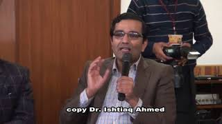 Panel Discussion on Prof. Dr Ishtiaq Ahmed's Punjab Partition Book, GC University Lahore