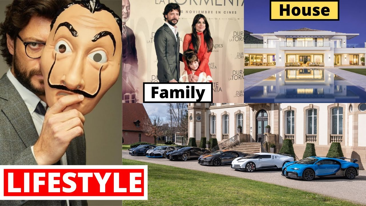 Money Heist Professor Lifestyle, Income, House, Cars, Family, Biography, Wife, Movies & Income