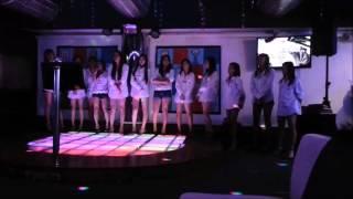 KTV「なでしこ/Nadeshiko」営業時間終了時動画(2013年8月)【フィリピン/Philippines】マニラ・マラテ