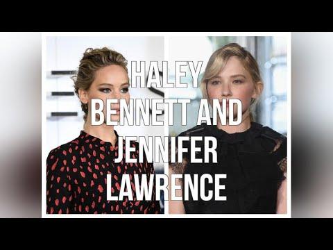 Haley Bennett Jennifer Lawrence