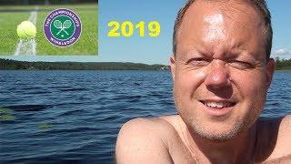 J-Vlogg #8: Tennis Wimbledon 2019 Edition