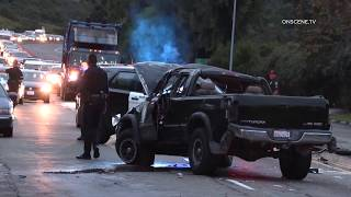 San Diego: Major Injury Accident 12072019