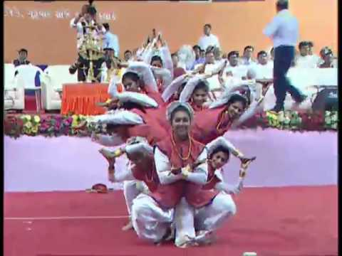 Guj CM Shri Vijay Rupani attends welcoming ceremony in Surat