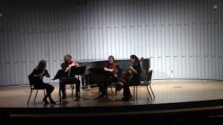 W.A. Mozart - Quartet for Flute, Violin, Viola and Cello in D-major, K. 285
