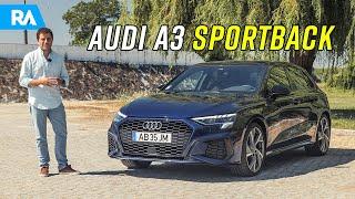Novo Audi A3 Sportback. Melhor do que o Mercedes Classe A ou BMW Série 1?