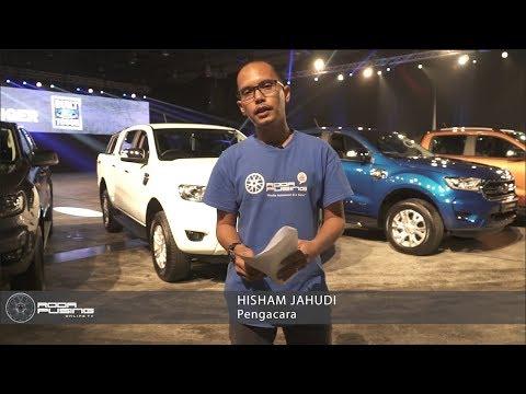 Ford Ranger 2019 – Roda Pusing Pengenalan