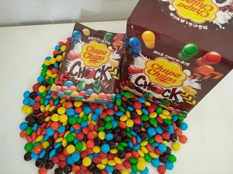 Khám phá kẹo Chupa Chups socola cực ngon