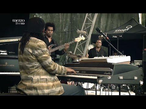 Marc Cary Focus Trio - Pori Jazz Festival