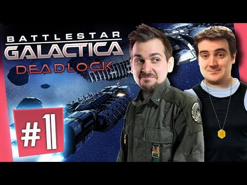 Battlestar Galactica: Deadlock #1 - Return of the Boat King