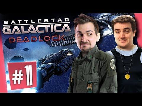 Battlestar Galactica: Deadlock #1 - Return Of The Boat King