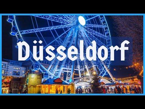 Dusseldorf: a Tour around the Altstadt on Christmas