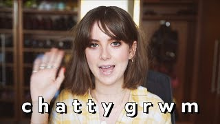 CHATTY GRWM: Going Away and Post-Master