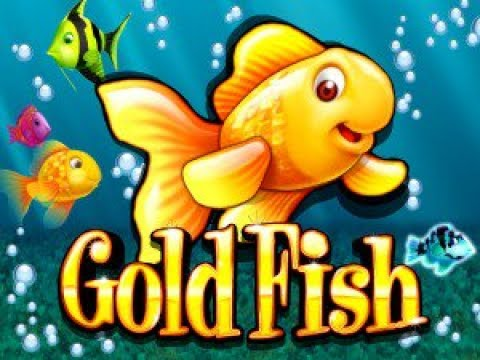 Gold Fish Slot Machine Game