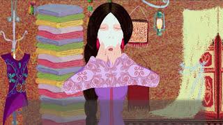 Казакша мультфильм  Баринен де сен сулу Всех на свете ты милее