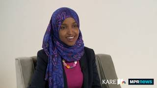 State Rep. Ilhan Omar on why she's running for congress.