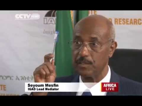 "Ethiopian Seyum threatened juba with ""TAKEOVER""!"