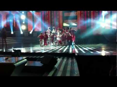10 finalistet: Hello Vodafone Albania X FACTOR ALBANIA (live full)