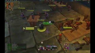 Nostalrius Rogue - BRD gold farming