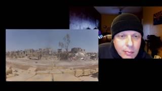 Сирия   Реальный Бой с террористами на входе в Аль Кабун