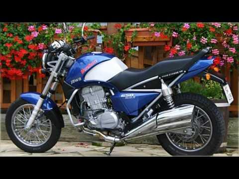 мотоцикл jawa фото