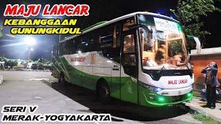 Download Video Naik bus MAJU LANCAR, Kebanggaan warga Gunungkidul! Merak—Yogyakarta seri V MP3 3GP MP4