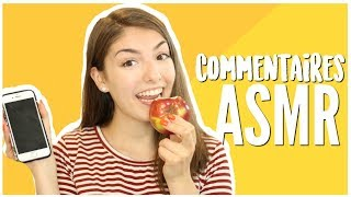 MES HATES/WEIRD COMMENTS EN ASMR