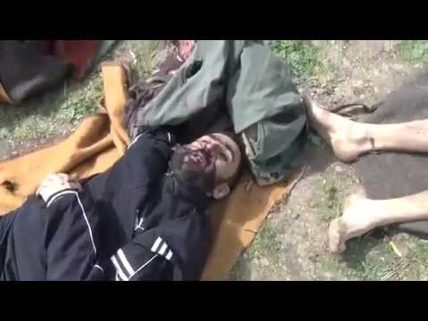 18+ not for shock! Syria - FSA thugs Suffer Heavy Casualties 8-March-13 Daraa