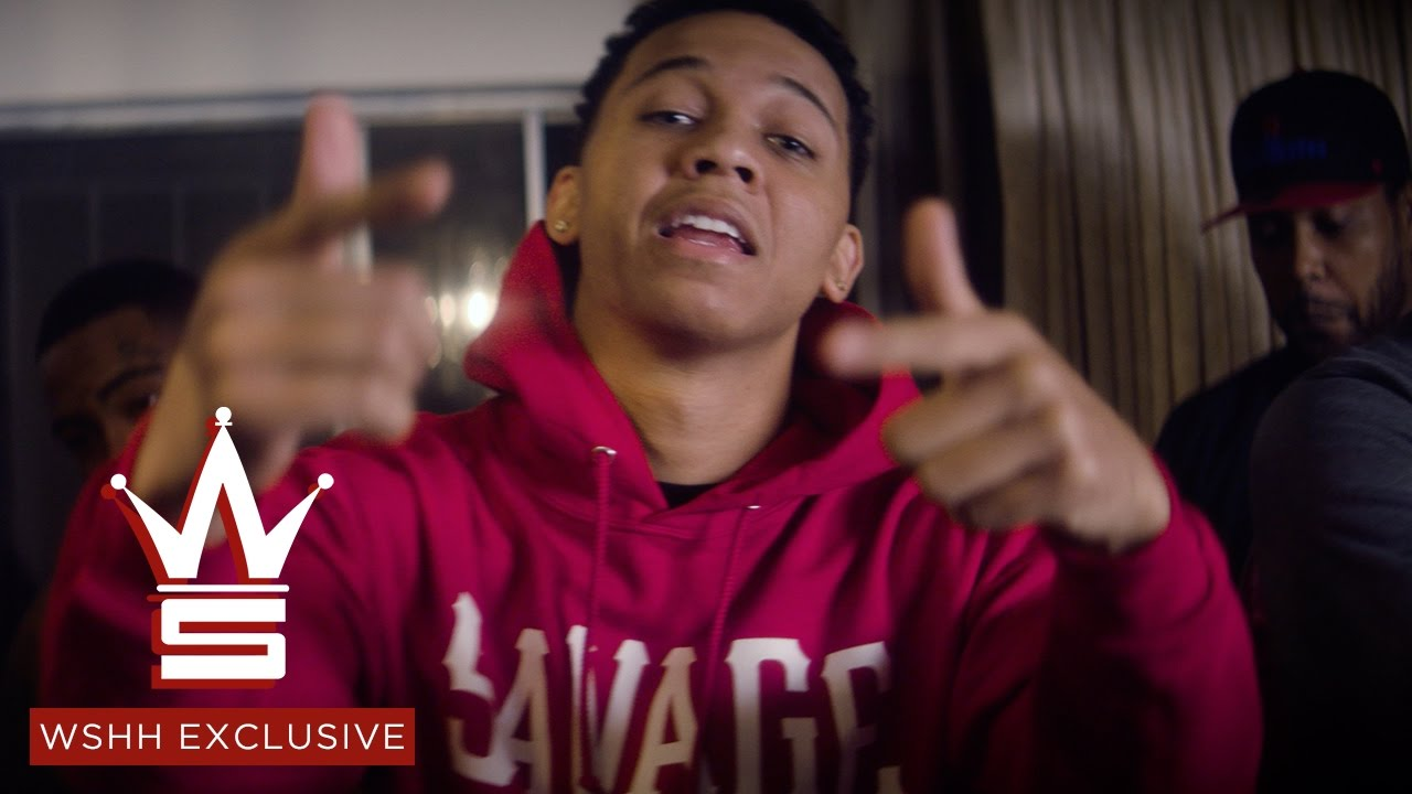 "Lil Bibby ""MOB Freestyle"" (Official Music Video)"