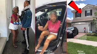 Download Video XXXTentacion Buys His Grandmother a House MP3 3GP MP4