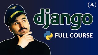 Django 3 Course - Python Web Framework (+ pandas, matplotlib, & more)