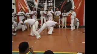 Graduação Capoeira VIP-São Paulo - Grilo e Alagoas