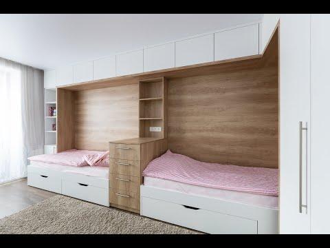 Детская мебель под заказ | Мебель для двоих детей | Everest.by