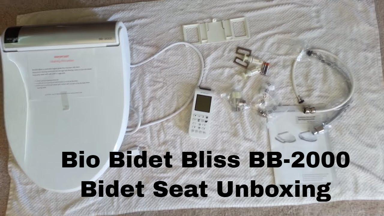 Bio Bidet Bb 2000 Unboxing Youtube