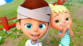 Jack e Jill - Canções infantis para crianças | LooLoo KIDS Dublado