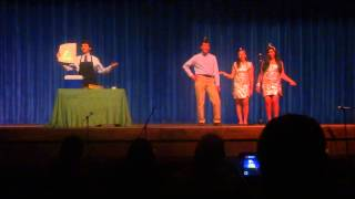 weird al yankovic foil performed live at westminster high school 2015
