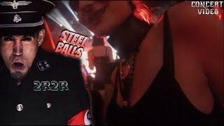 2RBINA 2RISTA - Стальные Яйца(STEEL BALLS) concert clip video