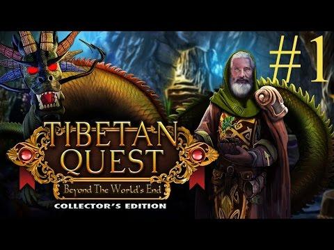 Tibetan Quest: Beyond the World's End Walkthrough part 1