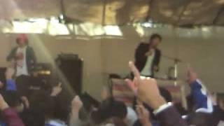 2009年11月3日武蔵大学で行われたイベントでのDJやついいちろう&今立進...