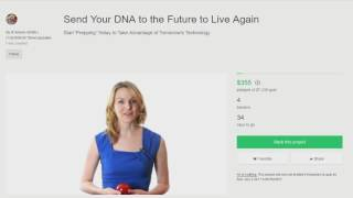 Send Your DNA to the Future thumbnail