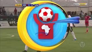 MAGOLI YOTE: KENYA 1-3 UGANDA (CECAFA U17 AFCON QUALIFIER)