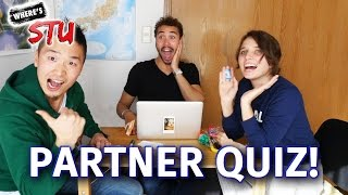 How Well Do You Know Your Partner!? (ft. Texan in Tokyo)