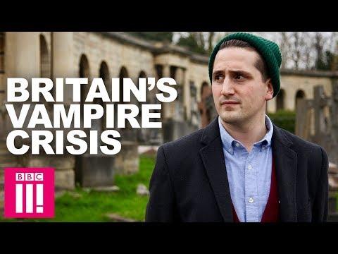 Britain's Vampire Crisis: Luke McQueen Investigates
