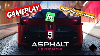 (GamePlay) Asphalt 9: Legends 2019's Action Car Racing Game By GameLoft