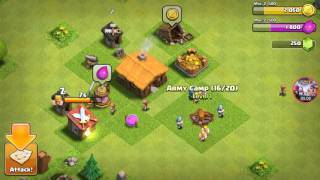 Clash of clan gameplay part 1 with tamil commentary