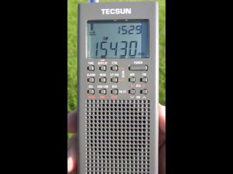 Radio Free Asia - Chinese - 15430 KHZ - 15:29 UTC