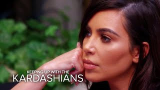 KUWTK | Kris Jenner Confronts Kim Kardashian Over Nasty Feud | E! by : E! Entertainment